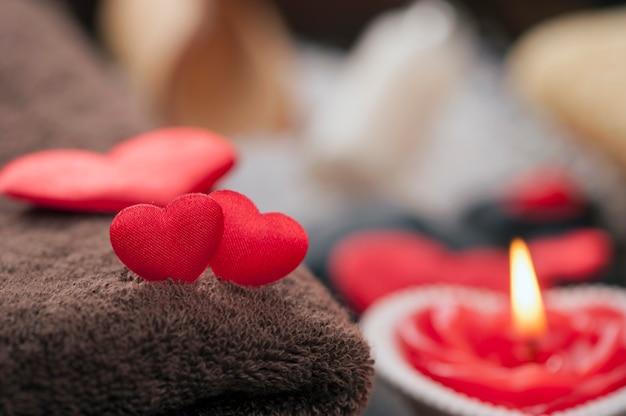 San valentino decorazione benessere ambiente spa