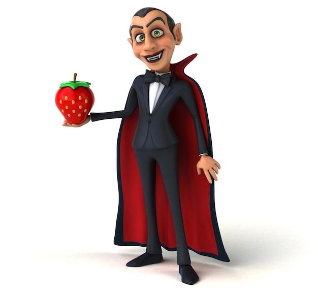 Illustrazione del vampiro