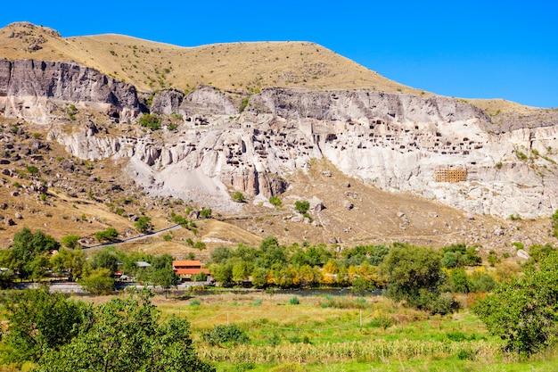 Monastero della grotta di vardzia