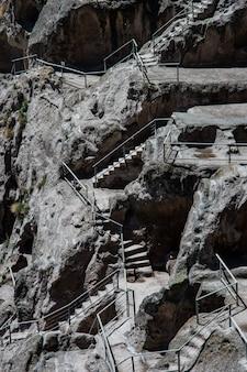 Castello rupestre di vardzia