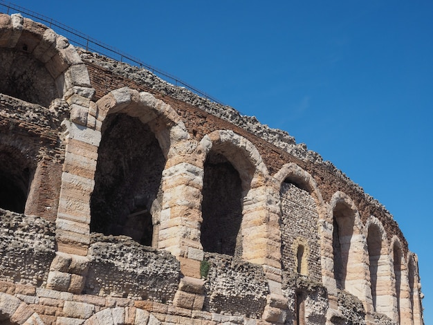 Anfiteatro romano dell'arena di verona