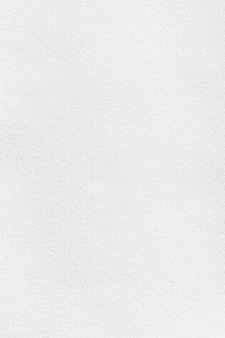 Fondo bianco verticale di struttura del papar dell'acquerello per la progettazione della carta di copertura o la sovrapposizione del fondo di arte della pittura di aon.
