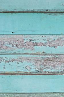 Fondo di struttura delle plance di legno verde chiaro molto vecchio