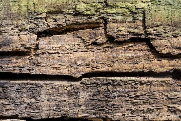 Sfondo di legno molto vecchio