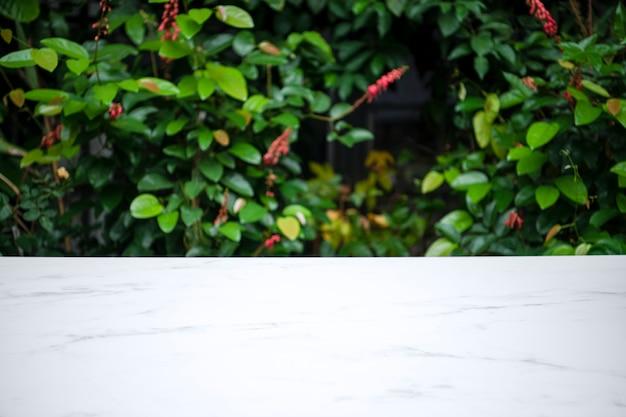 Sfondo di albero frondoso verde vibrante