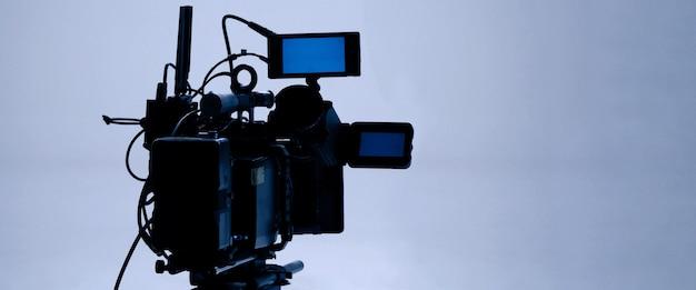 Produzione video dietro le quinte making of tv spot movie that troupe cinematografica lightman