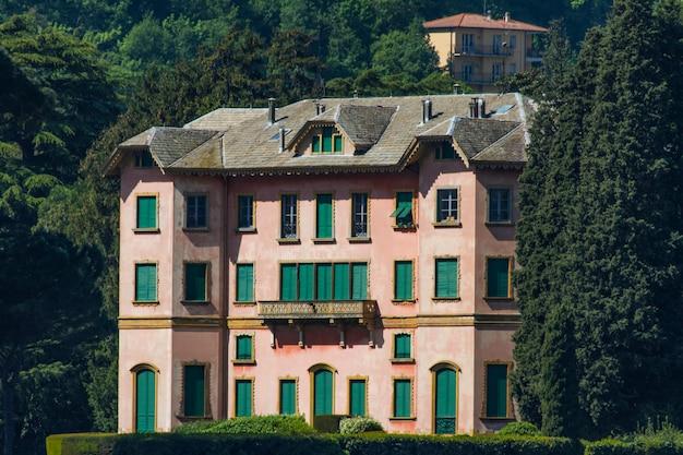 Villa dozzio a cernobbio, italia