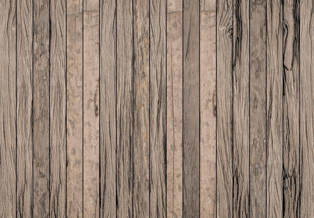 Trama di sfondo grezzo di legno invecchiato vintage.