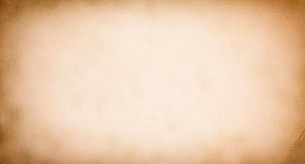 Texture di carta beige vintage come sfondo per il design e il testo