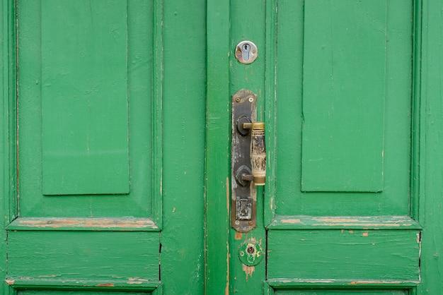 Porta d'epoca