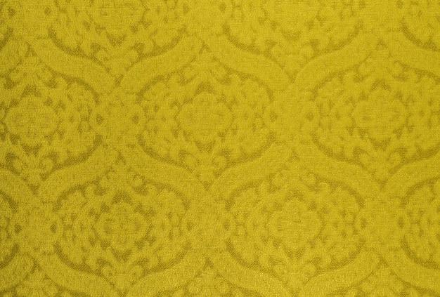 Carta da parati vintage in tessuto alla moda o trama tessile