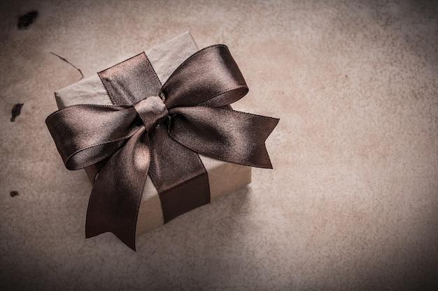 Confezione regalo vintage