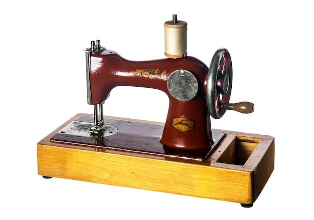 Macchina da cucire a mano vintage