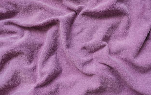 Tessuto lilla vintage, sfondo texture