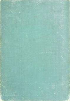 Copertina del libro di colore pastello vintage. trama di tela. usare per lo sfondo.