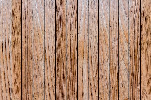 Sfondo verticale striscia di legno marrone vintage e retrò