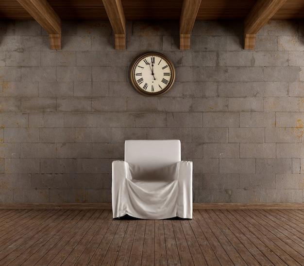 Sala del tempo vintage