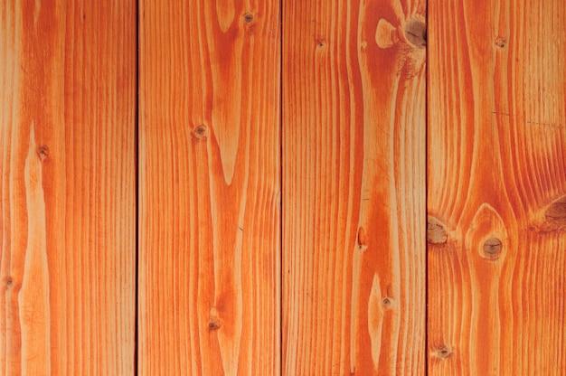 Sfondo di legno vintage in arancione