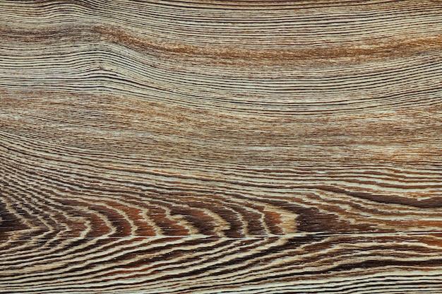Struttura di legno vintage con nodi. topview del primo piano per lo sfondo o le opere d'arte.