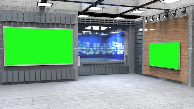 Notizie di virtual tv studio