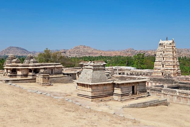Tempio virupaksha, hampi