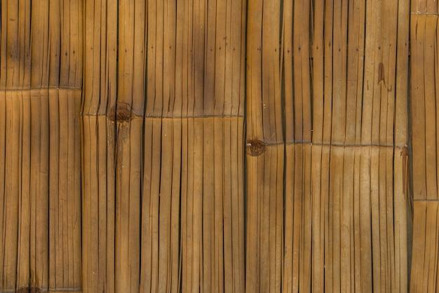 Struttura in legno passerella naturale