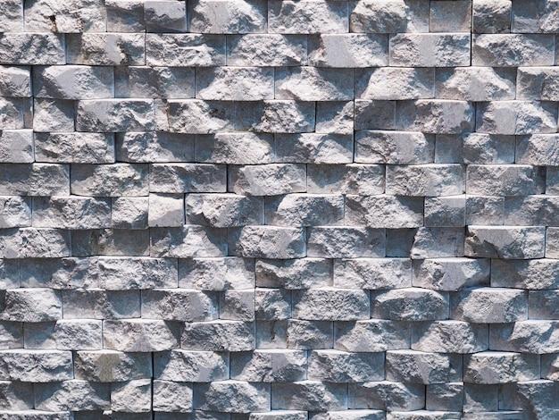 Sfondo muro. pietra di marmo rettangolare geometrica per interni dal design moderno.
