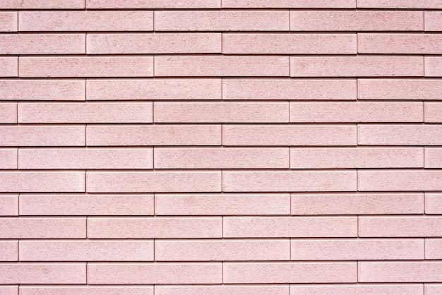 Muro di mattoni rossi antichi