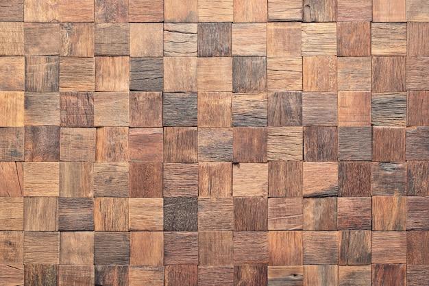 Pannello a parete da sfondo di tavole vintage, struttura in legno