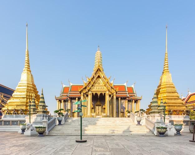 Wat pra kaew, gran palazzo