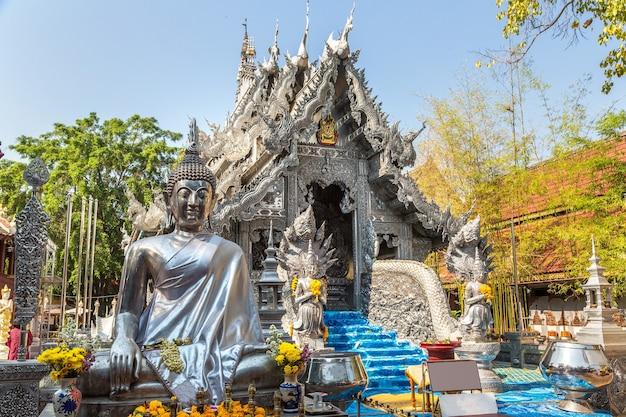 Wat sri suphan a chiang mai