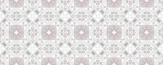 Priorità bassa geometrica delle mattonelle di ceramica dell'acquerello. modello senza cuciture grigio.