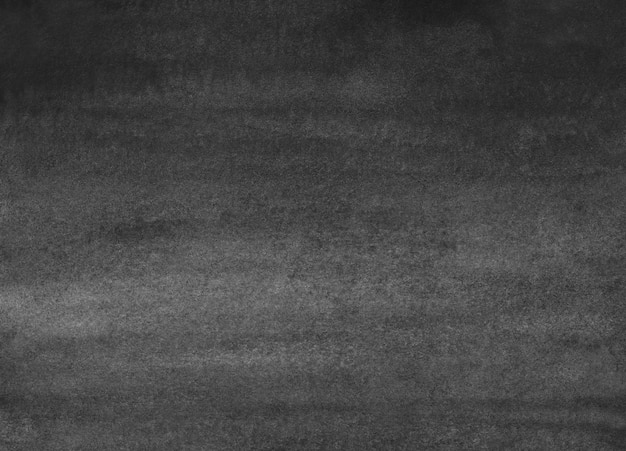 Sfondo sfumato grigio scuro dell'acquerello