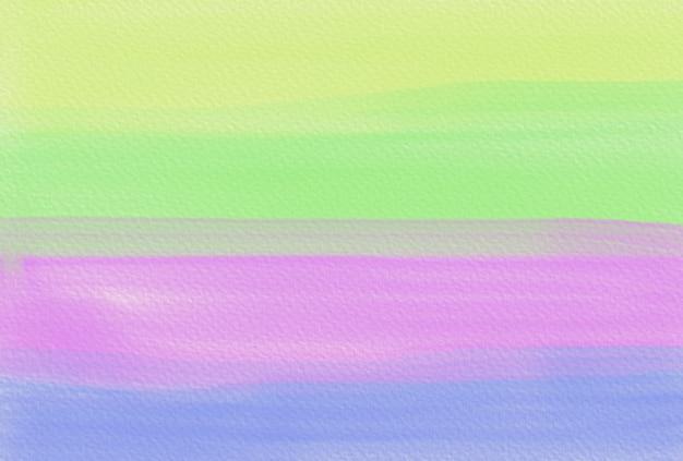 Trama di sfondo dipinto a mano dell'acquerello. sfondo smeraldo astratto aquarelle. modello orizzontale