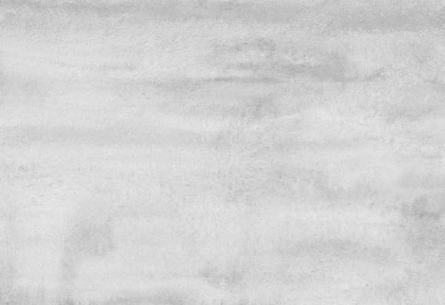 Trama di sfondo grigio chiaro dell'acquerello
