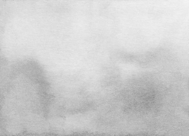 Trama di sfondo sfumato grigio chiaro dell'acquerello