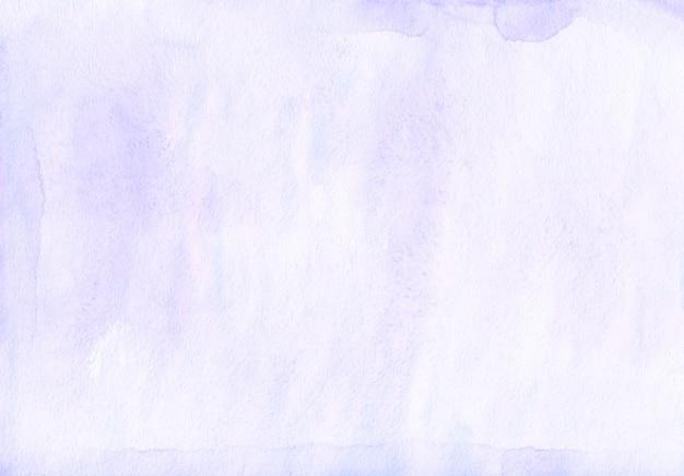 Trama di sfondo acquerello lavanda leggera.