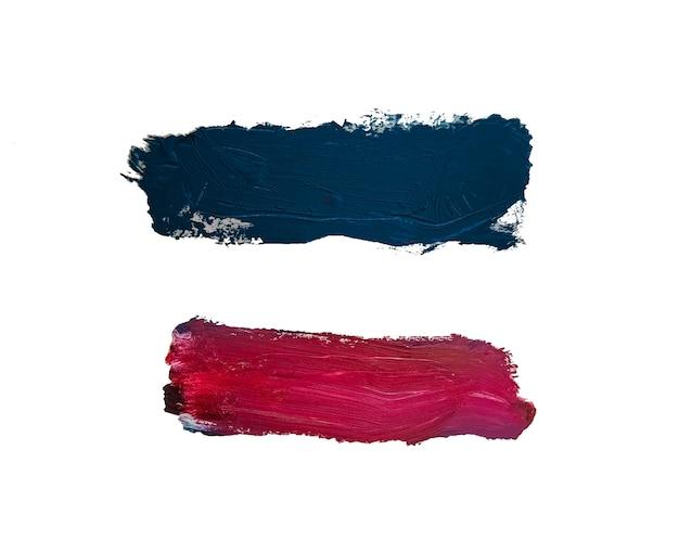 Banner di design di sfondo dipinto ad acquerello