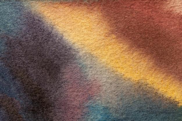 Pittura ad acquerello su tela
