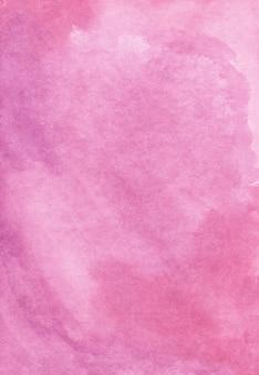 Sfondo rosa tenue pastello dell'acquerello