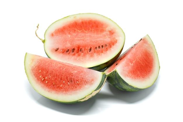 Sfondo bianco anguria