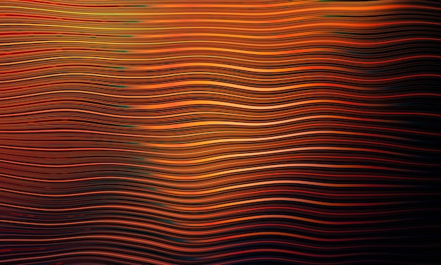 Sfondo di forma d'onda. art design