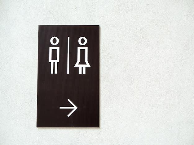 La strada per il bagno