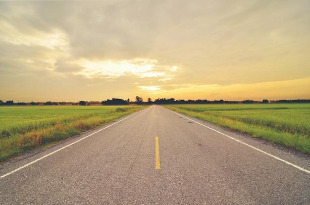 La via