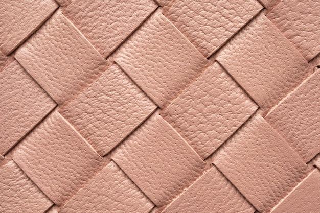 Tessere in pelle texture pattern di sfondo
