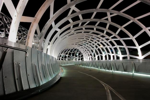 Web bridge, melbourne