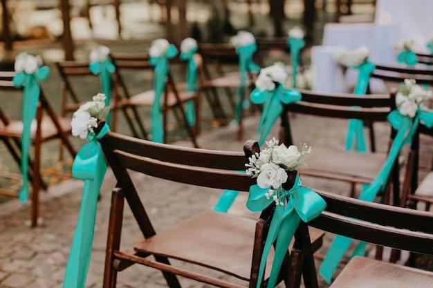 Matrimonio navata decor