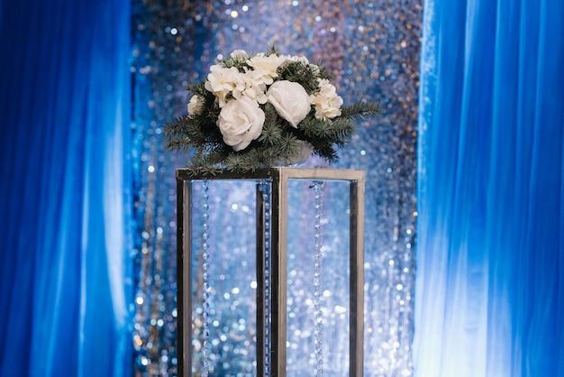 Decorazioni per matrimoni con elementi naturali