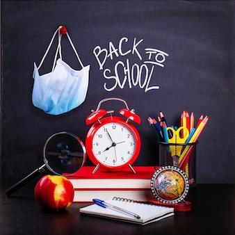 Bentornati a scuola dopo la pandemia di corona