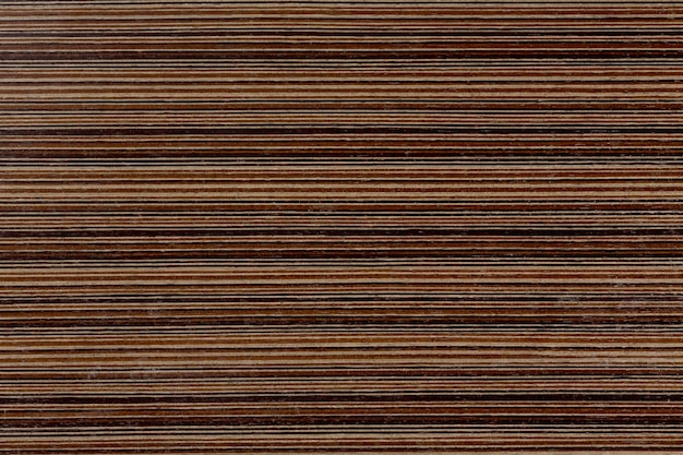 Struttura dell'impiallacciatura di wengé di fondo di legno naturale. foto ad altissima risoluzione.